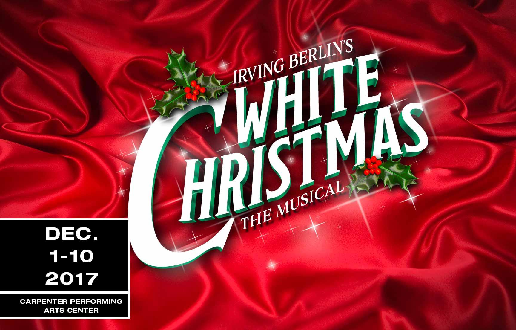 White Christmas Irving Berling.White Christmas Musical Org