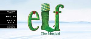 Elf the Musical @ Carpenter Performing Arts Center
