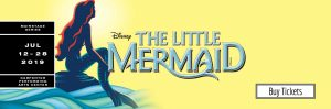 Disney's The Little Mermaid @ Carpenter Performing Arts Center