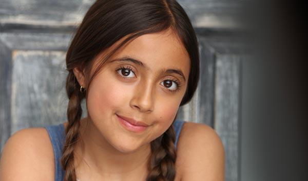 Maya Somers, Little Girl