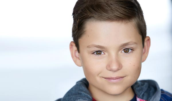 Jack Kirkner (Young Patrick Dennis)