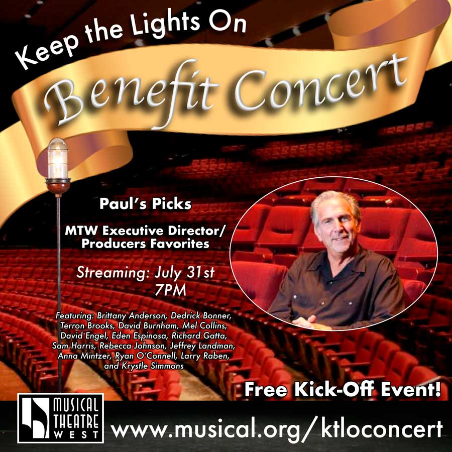 Keep The Lights On Benefit Concert