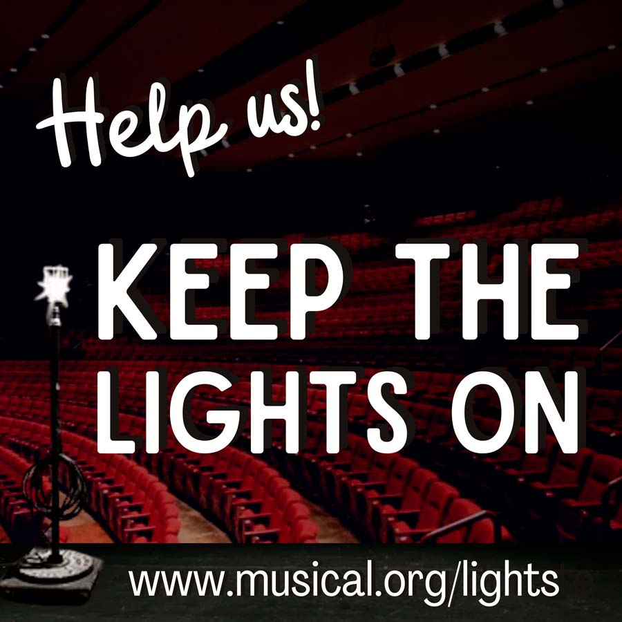 Help Us Keep The Lights On