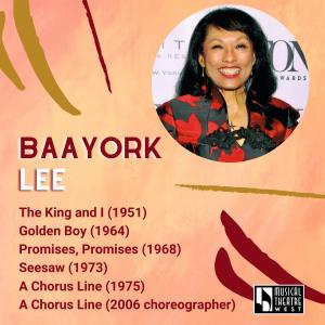 Baayork Lee