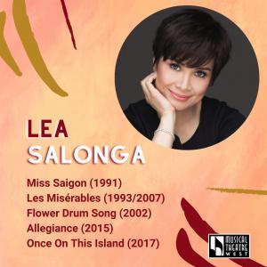 May 23 - Lea Salonga