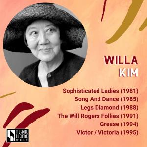 May 24 - Willa Kim