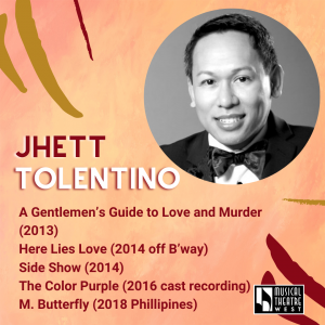 May 25 - Jhett Tolentino