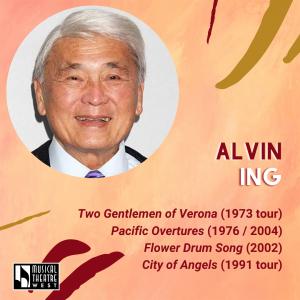 May 30 - Alvin Ing