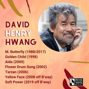 May 31 - David Henry Hwang